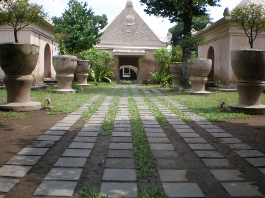Keraton Yogyakarta .