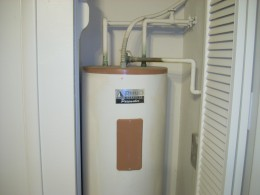 How to test a hot water heater element