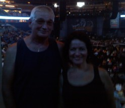 McGraw Fanatics Linda and Dave