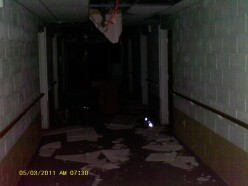 Ghost Investigations , Unique Living Center , Shelby N.C.