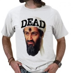 Osama bin Laden Died for T-shirts
