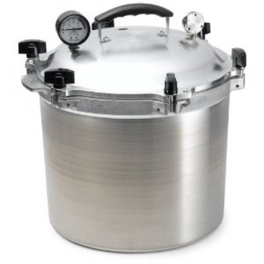 All American 921 Pressure Canner