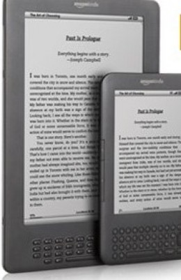 The Amazon.com Kindle eReader