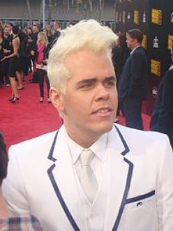 "Mario Armando Lavandeira, Jr.(aka Perez Hilton). Loves to gossip about celebrities and ""out"" people in order to create some shock and awe jaw-dropping looks."