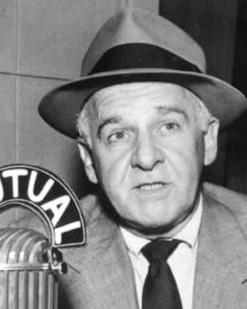 Walter Winchell invented the gossip column when he was with the New York Evening Graphic.  He died of prostate cancer at the age of 74.