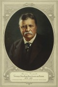 President of the United States Theodore Roosevelt