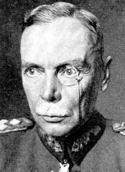 General Hans Von Seeckt