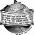Cold cure old patent medicien ad