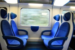 No One Should Take Up More Than One Seat on a Crowded Train or Bus