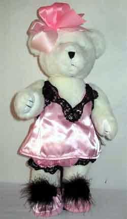 Bear from http://www.grandcanyonteddybears.com/lingerie-teddy-bear.htm