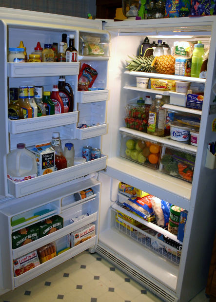 Most of the items in your fridge probably have electrolytes.