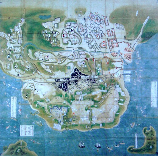 Siege of Hara Castle.
