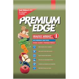 Premium Edge dog food