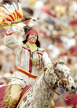 Tinyville Indians Mascot