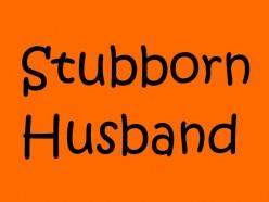 Business Idea #6: Stubborn Husband
