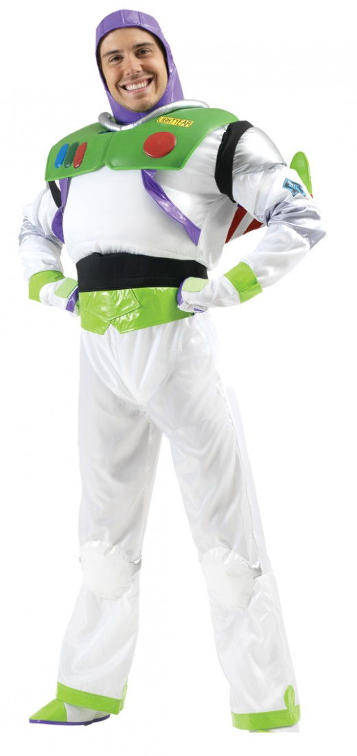 Buzz Lightyear of 'Toy Story'