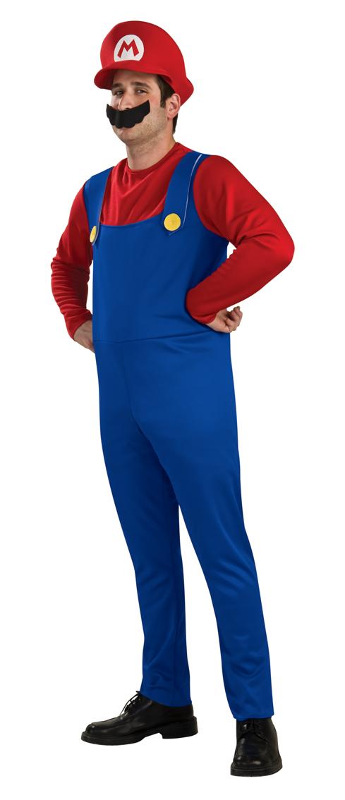 Super Mario Costume