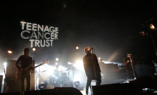 Teenage Cancer Trust Gig in March 2011
