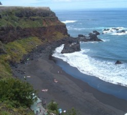 Tenerife's Playa Bollullo - the hidden beach of Puerto de la Cruz in the Canary Islands