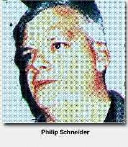 Phil Schneider - Photo Source: www.ufodigest.com