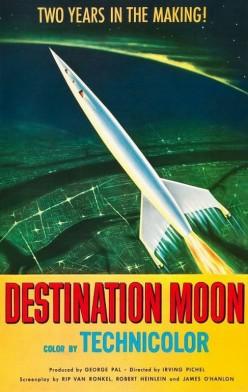 Destination Moon (1950) - One Giant Leap