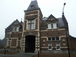 Castle gatehouse, Gronsveld