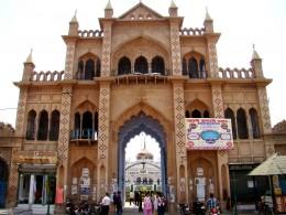 The main gate of Chhota Imam Bargah