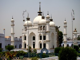 The Maqbara (mausoleum) of Princess nasim Bano