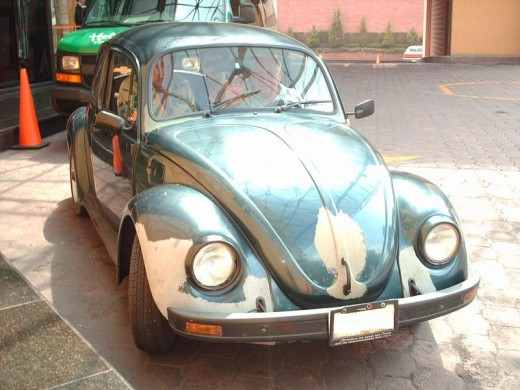 Original VW Beetle, Type 1