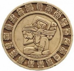One of the big ideas today is the Dec. 2012 Mayan prophecy concerning the end of the long count. There is some dispute about the date.
