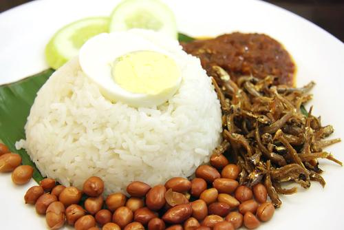 Nasi Lemak  Image:  Kheng Guan Toh|Shutterstock.com