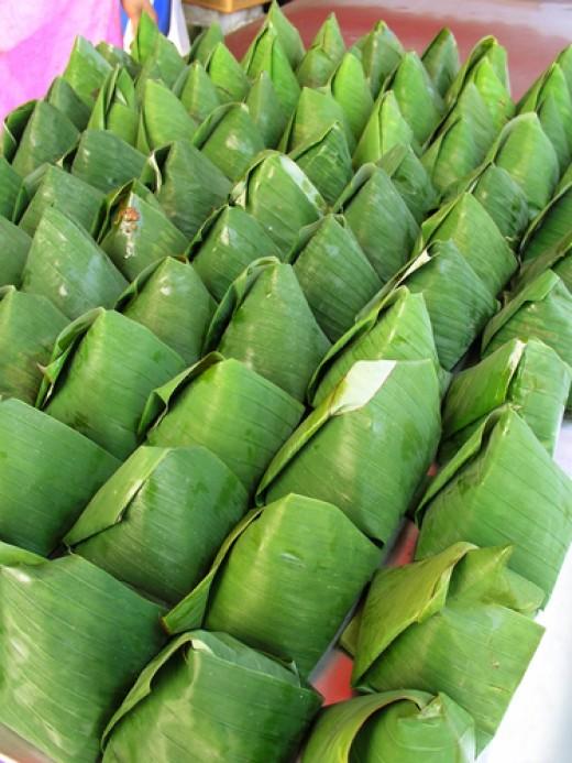 Packets of Nasi Lemak Image:  AdrianCheah|Shutterstock.com