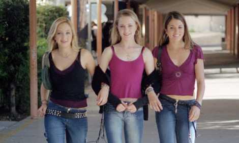 The girls of Thirteen