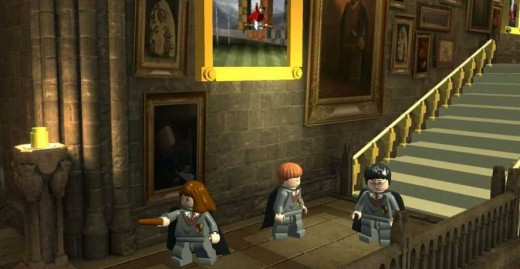 The Legos Game World of Harry Potter & Friends