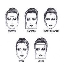 Choose The Best Hairstyles to Suit The Shape of Your Face