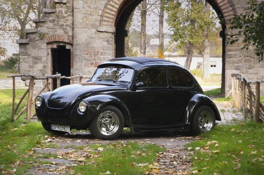 Volkswagens come in many different variants.