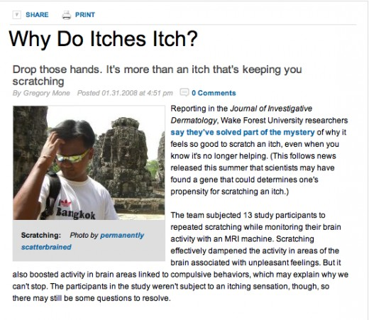Got an Article your itching to share?