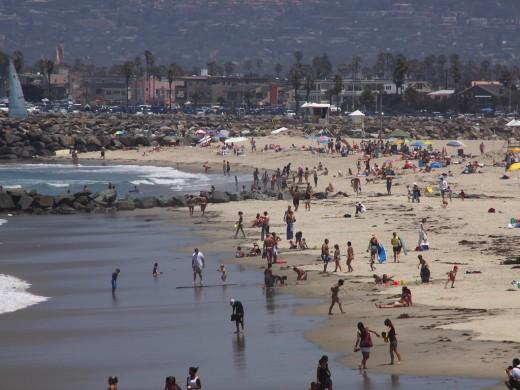Pacific Beach, CA.