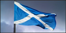 St. Andrew's Flag, Scotland
