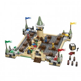 A unique Harry Potter board game from Lego