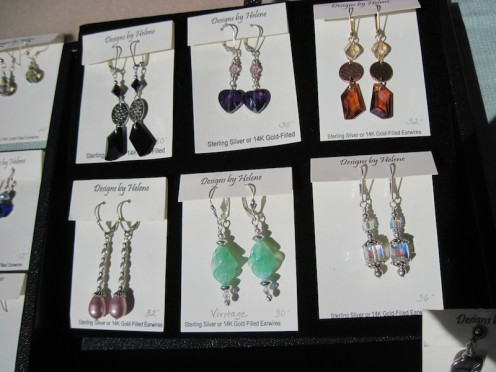 Designs by Helene Earrings
