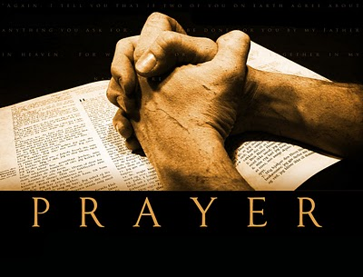 Prayer transforms lives and nations.