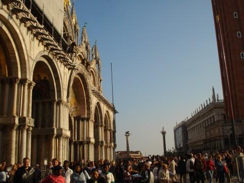 Venice Tour, Basilica di San Marco, Italy