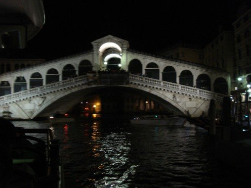 Venice Tour by Night