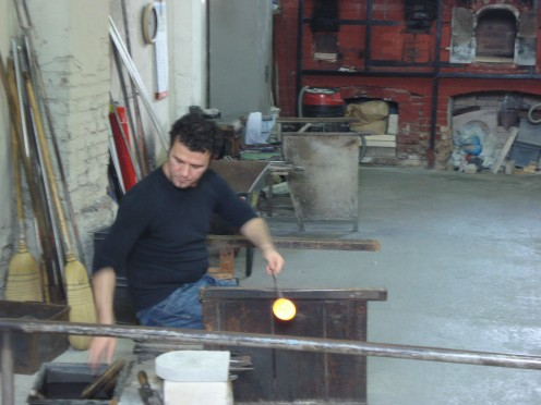 BuranoTour , Glas Factory, Italy
