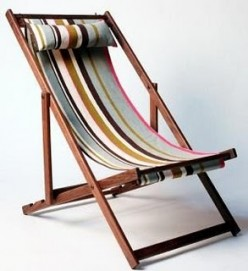 Old Fashioned Deckchairs