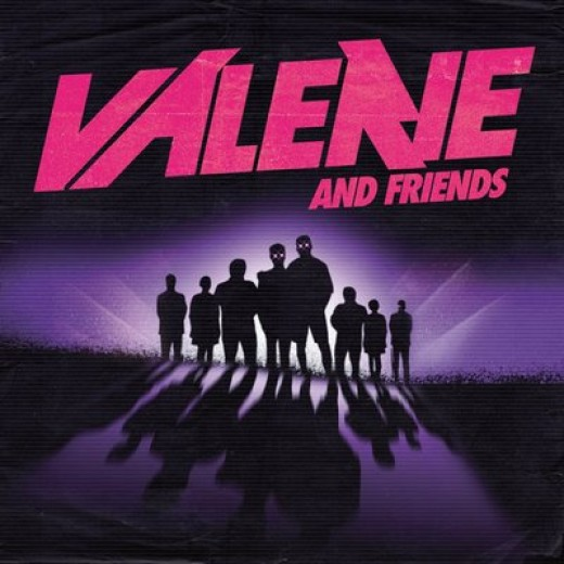 "The ""Valerie and Friends"" album, downloadable on iTunes. A decent collaboration from many different electronic artists."