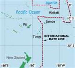 International Dateline