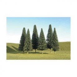 Accessories for Model Train Sets:Trees, Figures, Houses