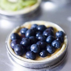 Blueberry Tartlet from James Peterson